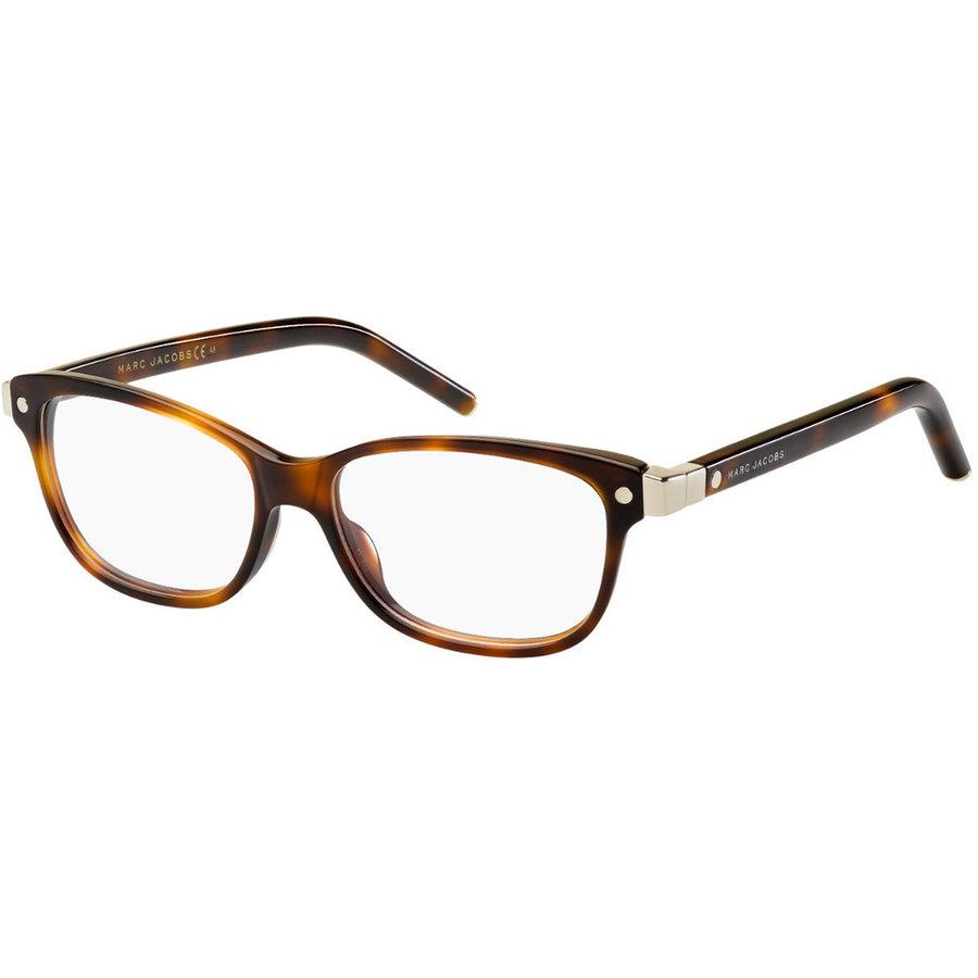 Rame ochelari de vedere dama Marc Jacobs MARC 72 05L Rectangulare originale cu comanda online