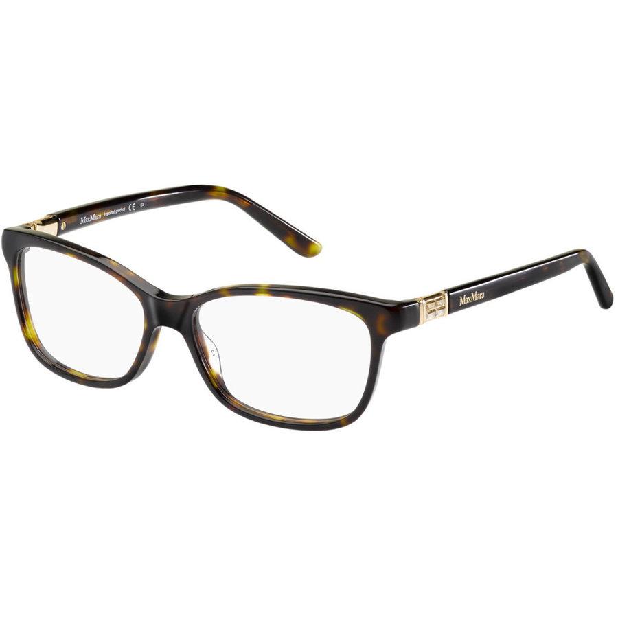 Rame ochelari de vedere dama Max Mara MM 1219 LHD Patrate originale cu comanda online