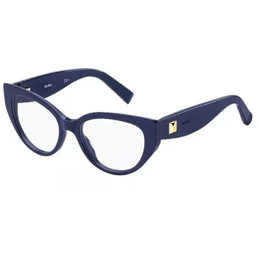 Rame ochelari de vedere dama Max Mara MM 1246 4PN Ochi de pisica originale cu comanda online