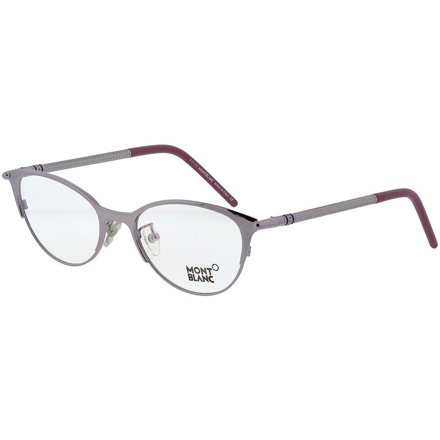 Rame ochelari de vedere dama Montblanc MB0438 072 Ochi de pisica originale cu comanda online