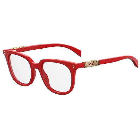 Rame ochelari de vedere dama Moschino MOS513 C9A Patrate originale cu comanda online