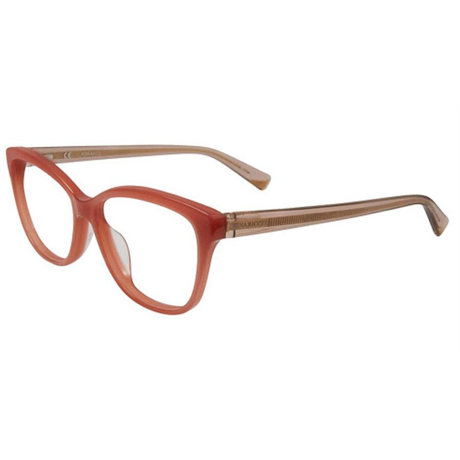 Rame ochelari de vedere dama Nina Ricci VNR020 03G9 Rectangulare originale cu comanda online