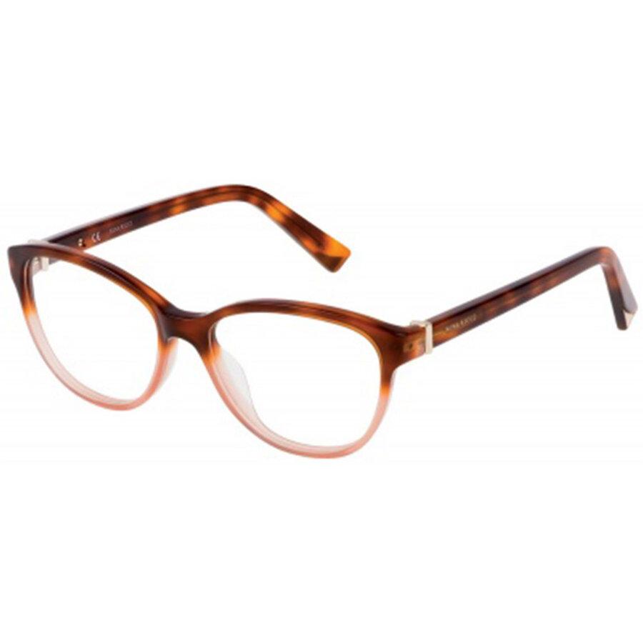 Rame ochelari de vedere dama Nina Ricci VNR023 06YD Ovale originale cu comanda online