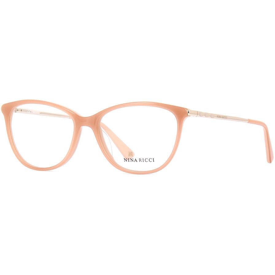 Rame ochelari de vedere dama Nina Ricci VNR139 07CN Ochi de pisica originale cu comanda online