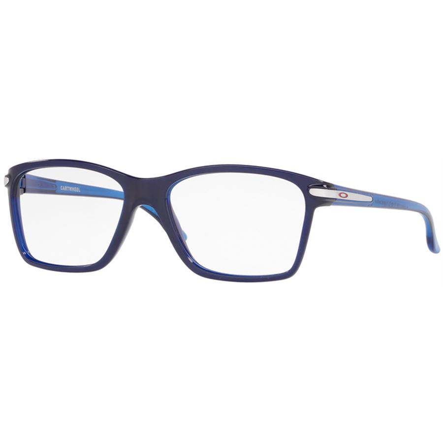 Rame ochelari de vedere dama Oakley CARTWHEEL OY8010 801002 Rectangulare originale cu comanda online