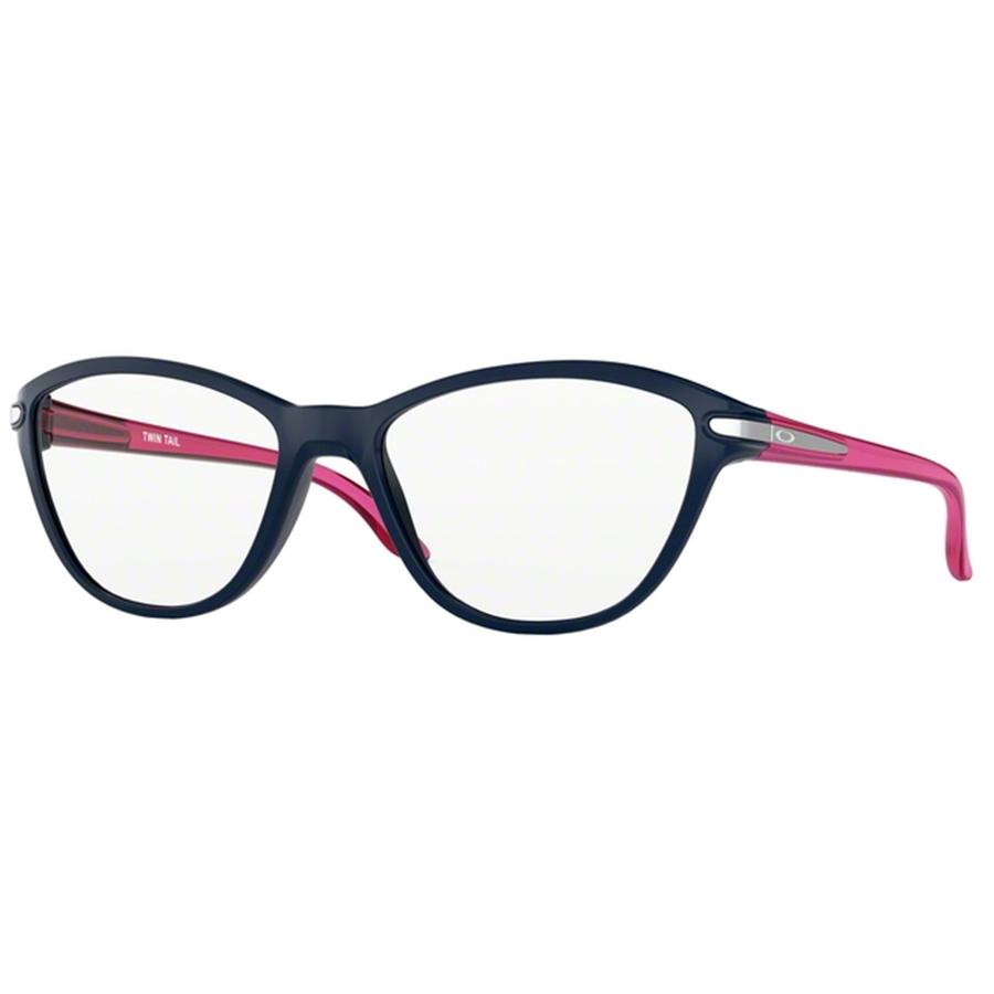 Rame ochelari de vedere dama Oakley TWIN TAIL OY8008 800804 Ochi de pisica originale cu comanda online
