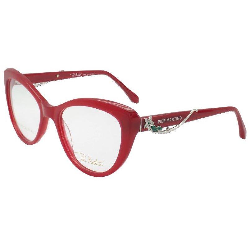 Rame ochelari de vedere dama Pier Martino PM6535-C3 Ochi de pisica originale cu comanda online