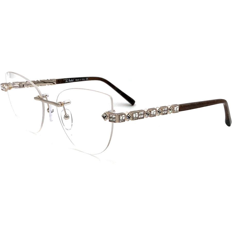 Rame ochelari de vedere dama Pier Martino PMKS873-C2 Ochi de pisica originale cu comanda online