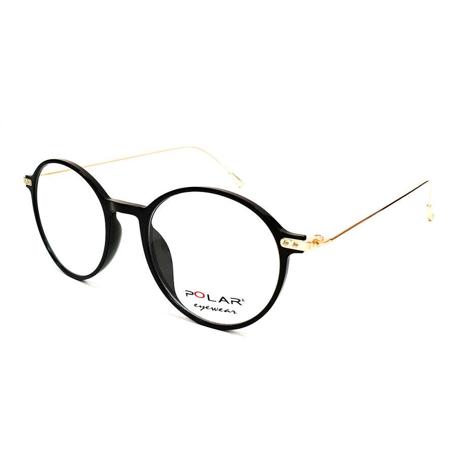 Rame ochelari de vedere dama Polar 2003 78 Rotunde originale cu comanda online