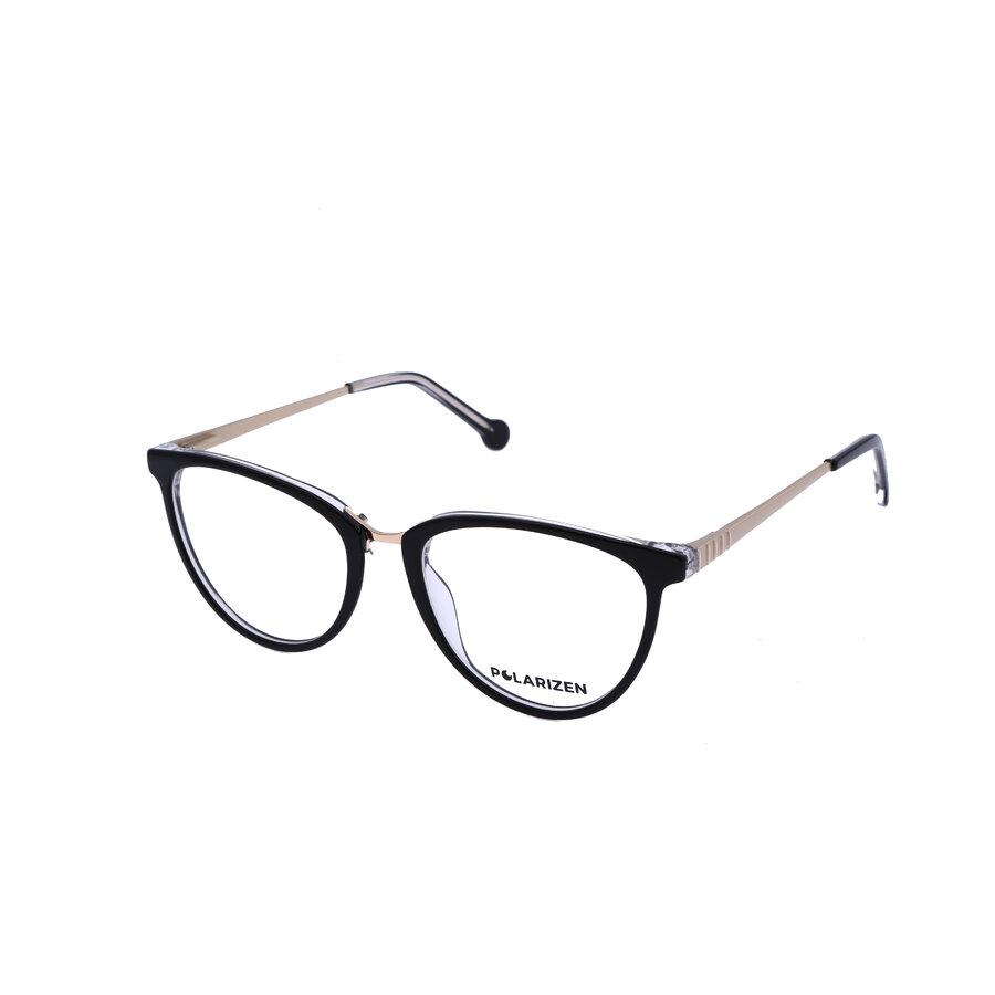 Rame ochelari de vedere dama Polarizen 17279 C4 Fluture originale cu comanda online