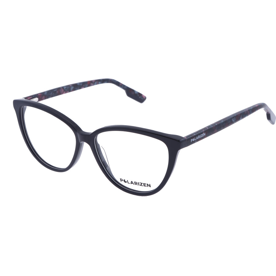 Rame ochelari de vedere dama Polarizen 17324 C4 Ochi de pisica originale cu comanda online