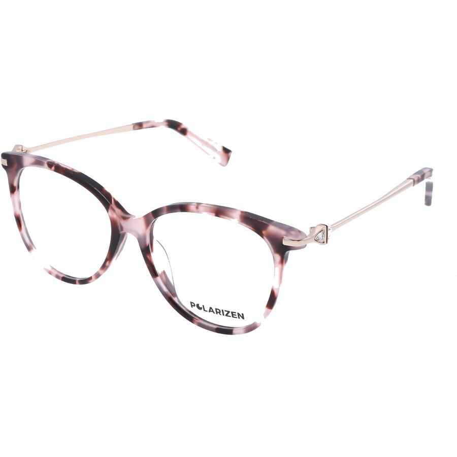 Rame ochelari de vedere dama Polarizen 17402 C4 Fluture originale cu comanda online