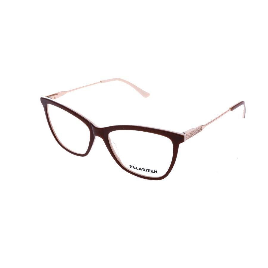Rame ochelari de vedere dama Polarizen 17455 C1 Fluture originale cu comanda online