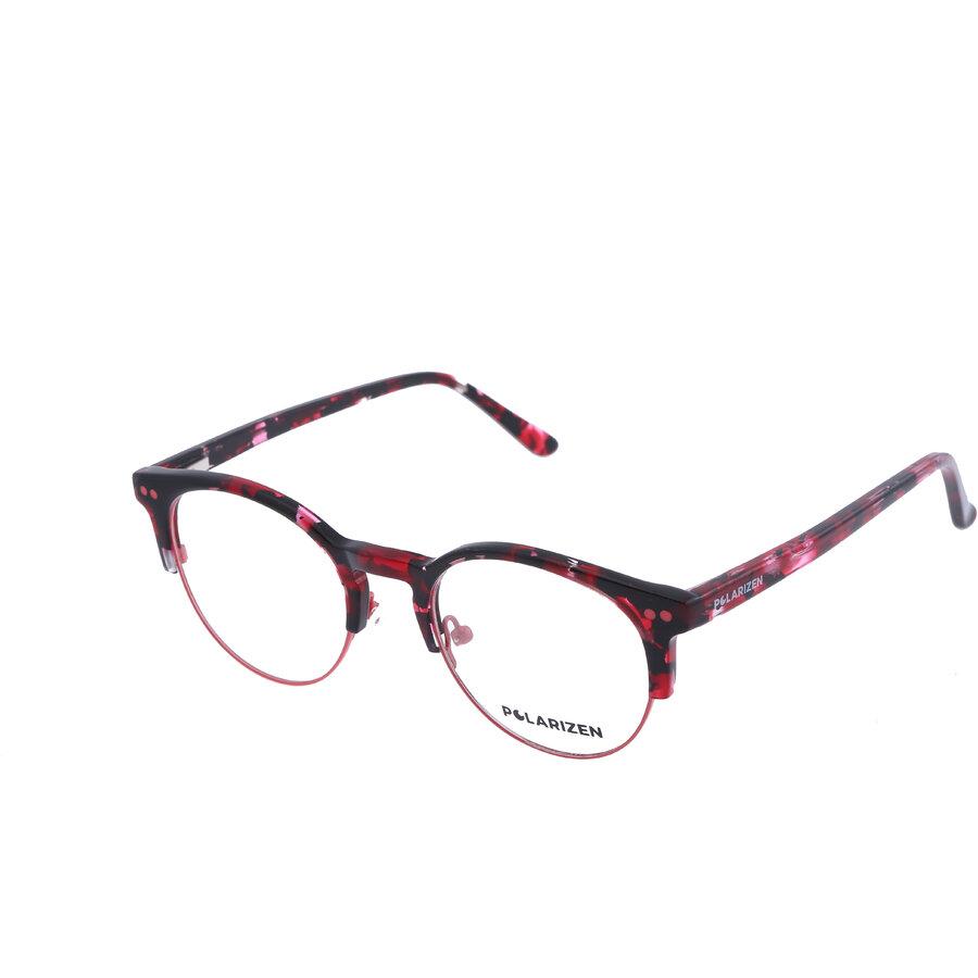 Rame ochelari de vedere dama Polarizen 17459 C4 Browline originale cu comanda online