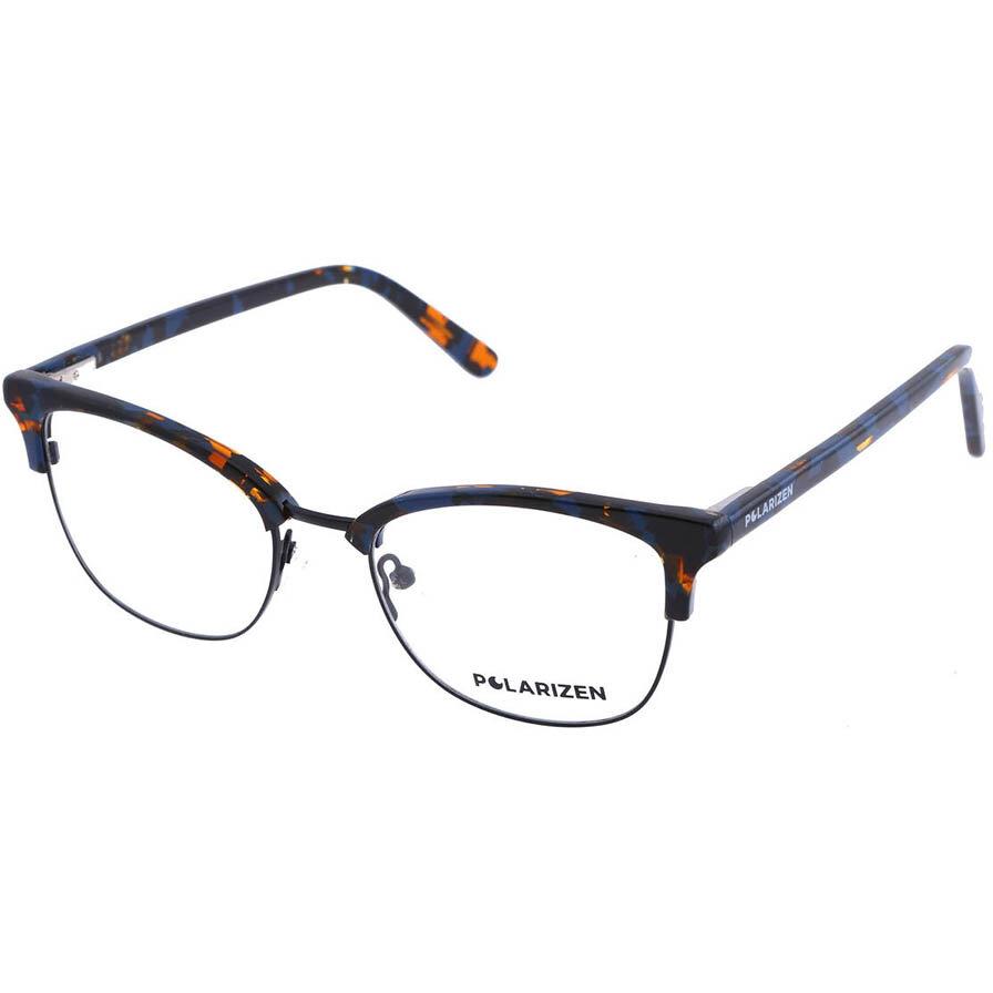 Rame ochelari de vedere dama Polarizen 17463 C3 Browline originale cu comanda online