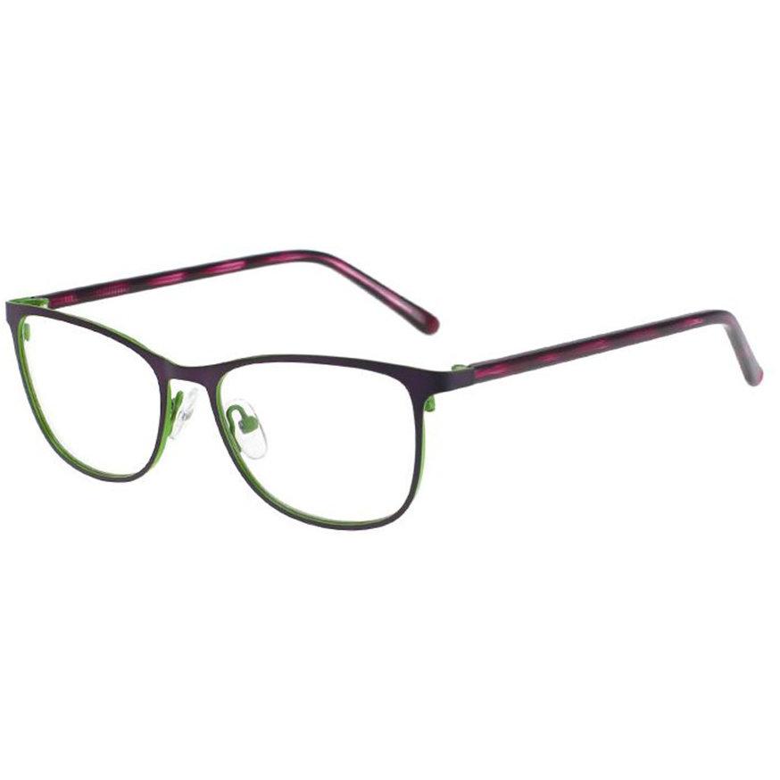 Rame ochelari de vedere dama Polarizen 9177 C2 Ochi de pisica originale cu comanda online