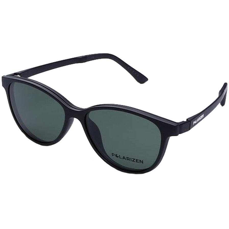 Rame ochelari de vedere dama Polarizen CLIP-ON AA1051 C1 Ovale originale cu comanda online