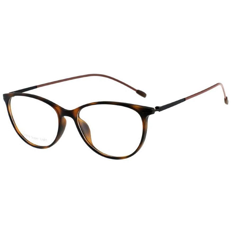 Rame ochelari de vedere dama Polarizen S1719 C4 Ovale originale cu comanda online