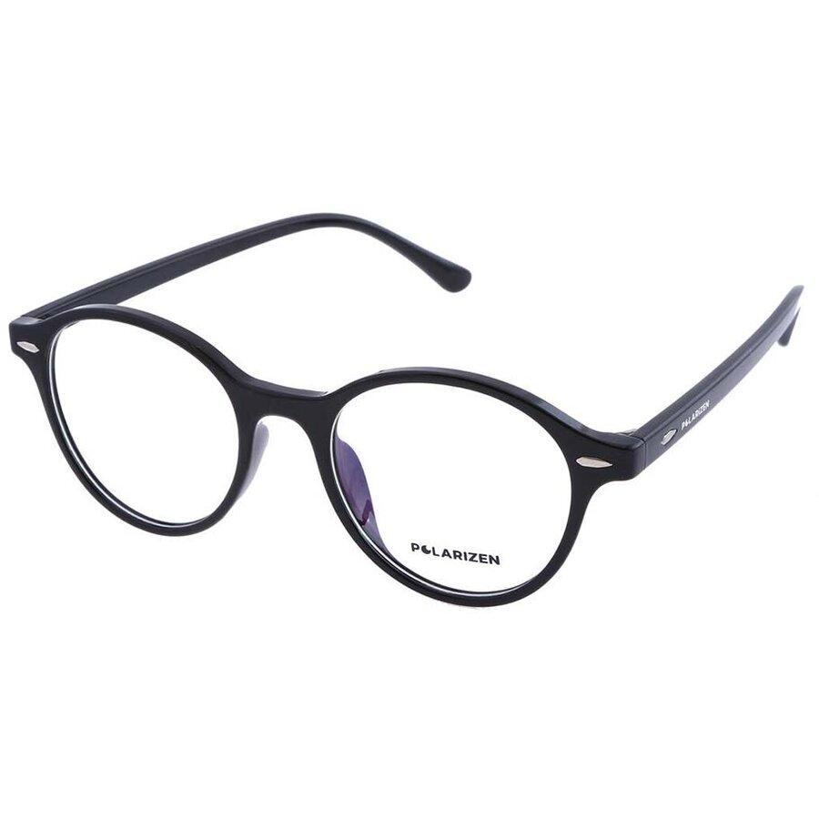 Rame ochelari de vedere dama Polarizen TR1673 C1 Rotunde originale cu comanda online
