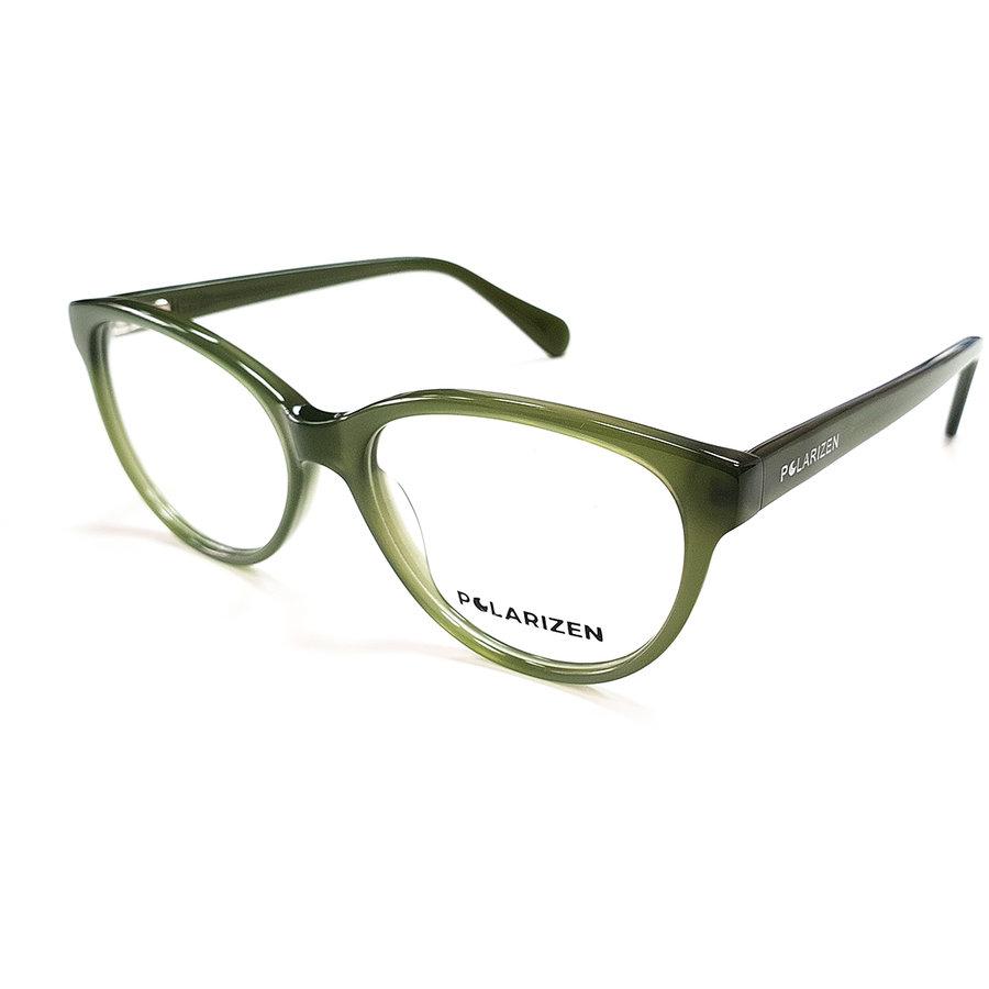 Rame ochelari de vedere dama Polarizen WD1066-C3 Ovale originale cu comanda online
