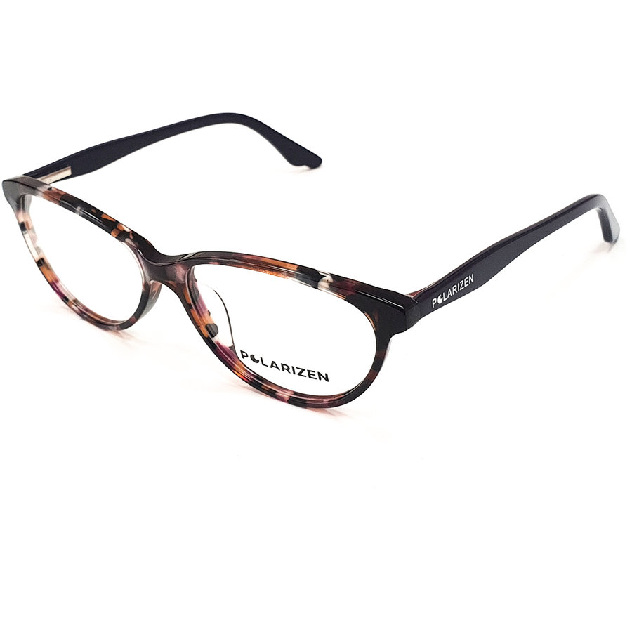 Rame ochelari de vedere dama Polarizen WD3011 C8 Fluture originale cu comanda online