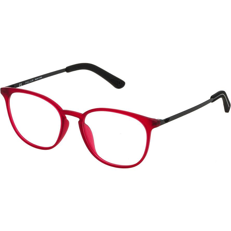 Rame ochelari de vedere dama Police EDGE 3 VPL554 0VC9 Rotunde originale cu comanda online