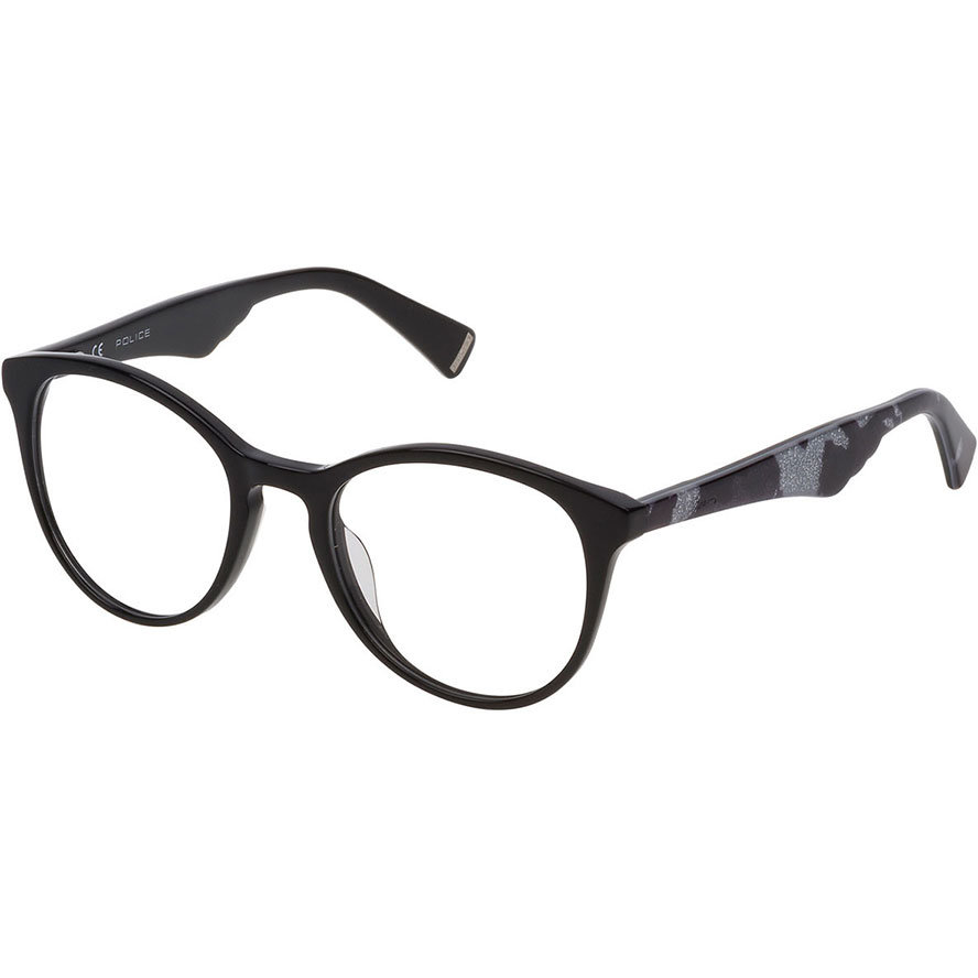 Rame ochelari de vedere dama Police VPL764 0700 Rotunde originale cu comanda online