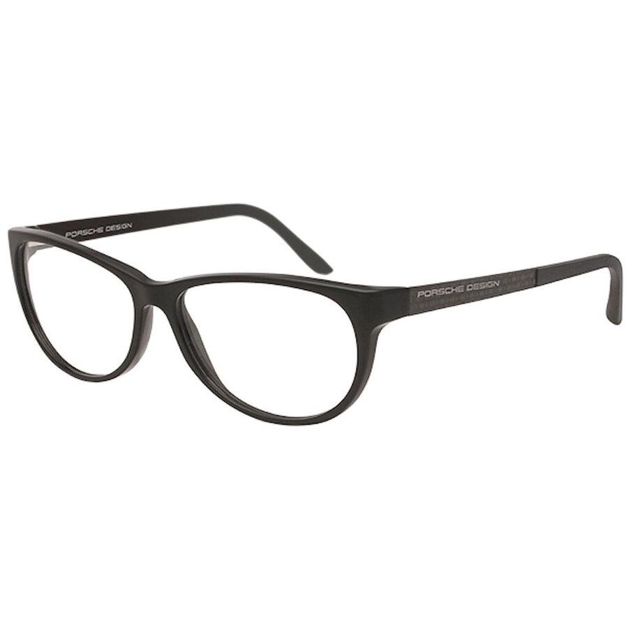 Rame ochelari de vedere dama Porsche Design P8246 A Ovale originale cu comanda online