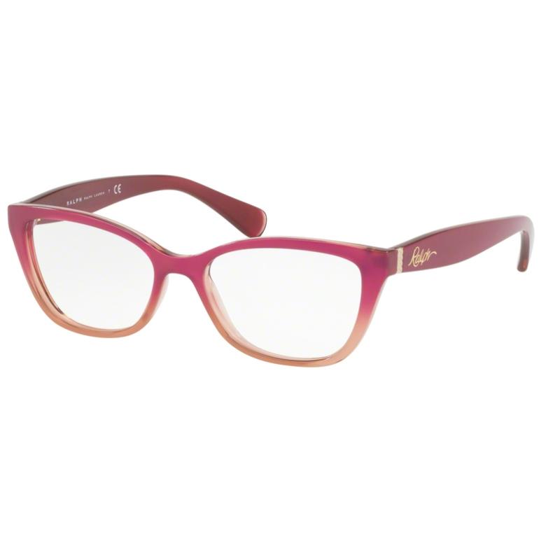 Rame ochelari de vedere dama RALPH RA7087 1677 Ochi de pisica originale cu comanda online