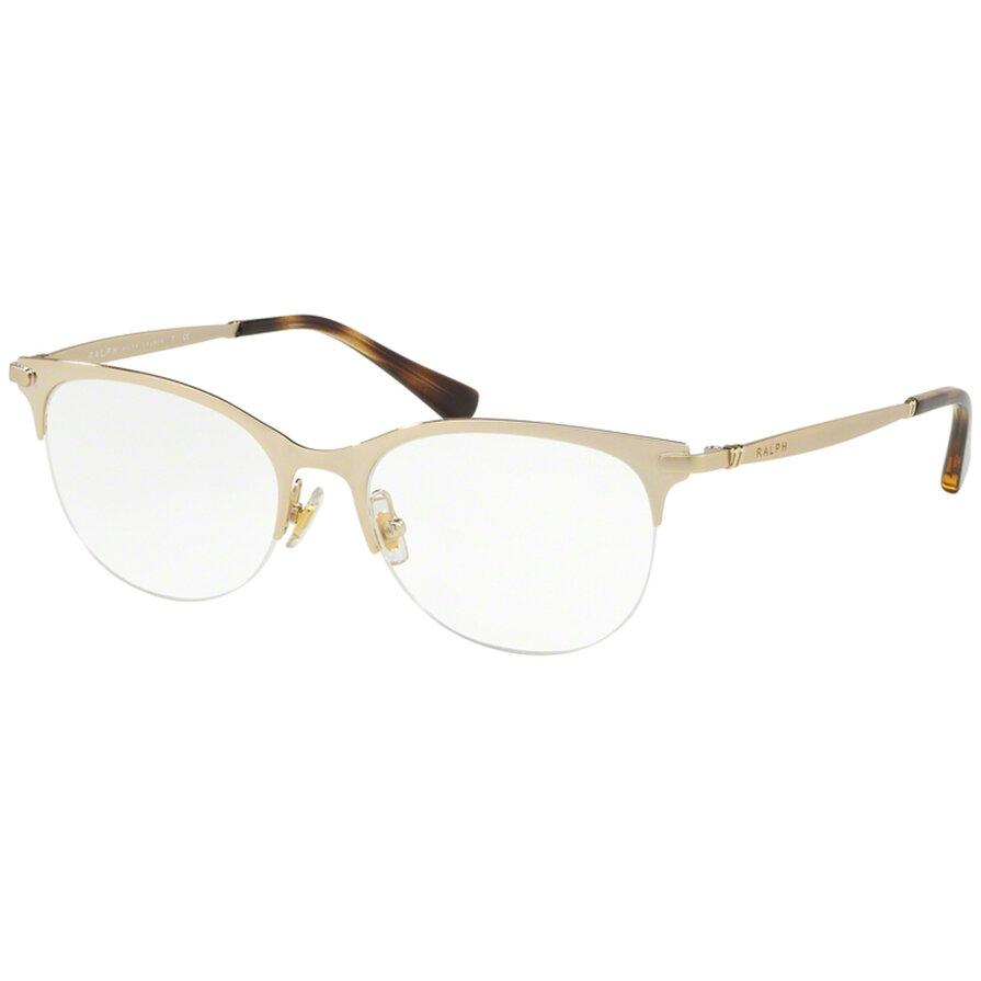 Rame ochelari de vedere dama Ralph by Ralph Lauren RA6045 9116 Ochi de pisica originale cu comanda online