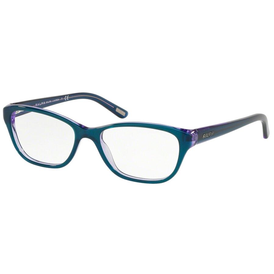 Rame ochelari de vedere dama Ralph by Ralph Lauren RA7020 5683 Ochi de pisica originale cu comanda online