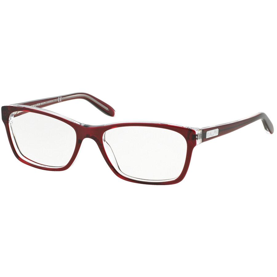 Rame ochelari de vedere dama Ralph by Ralph Lauren RA7039 1081 Patrate originale cu comanda online
