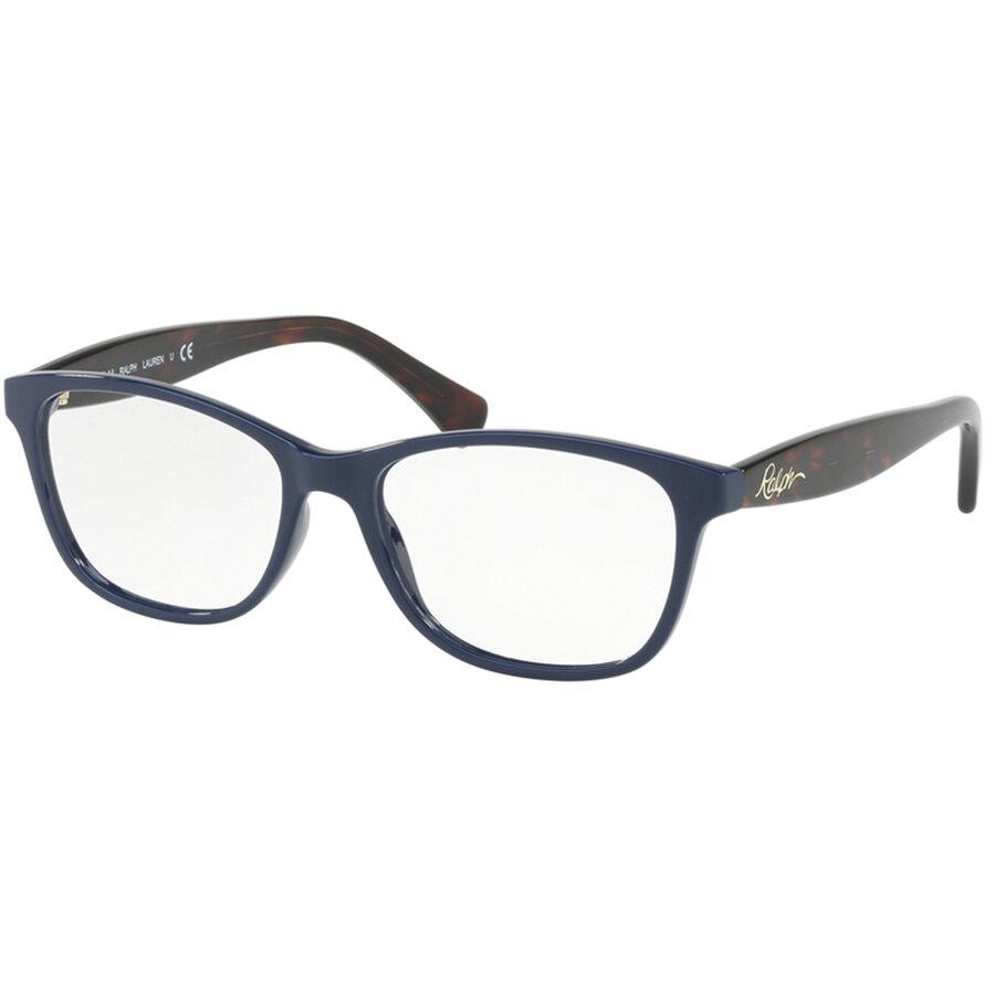 Rame ochelari de vedere dama Ralph by Ralph Lauren RA7083 3162 Patrate originale cu comanda online