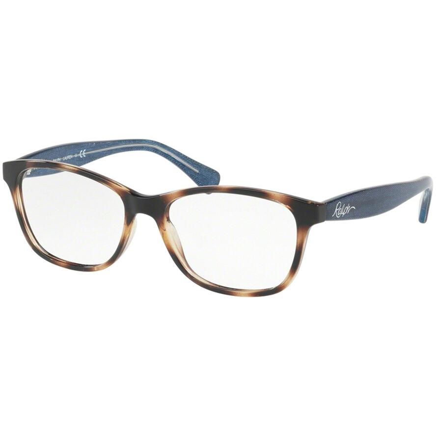 Rame ochelari de vedere dama Ralph by Ralph Lauren RA7083 502 Patrate originale cu comanda online