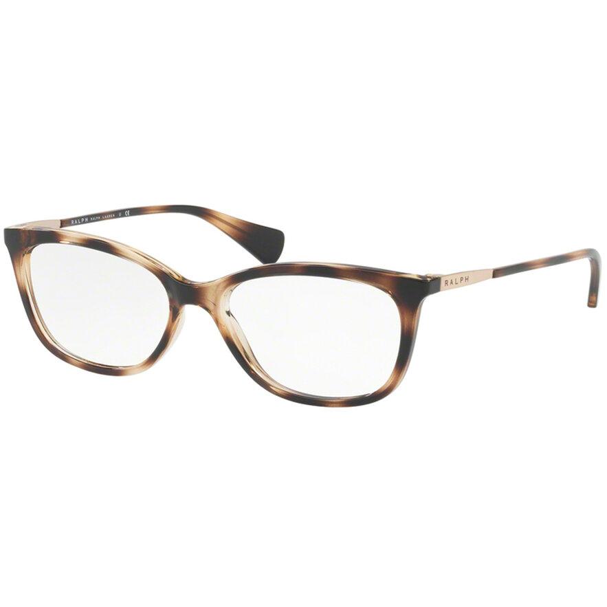 Rame ochelari de vedere dama Ralph by Ralph Lauren RA7085 1378 Ovale originale cu comanda online