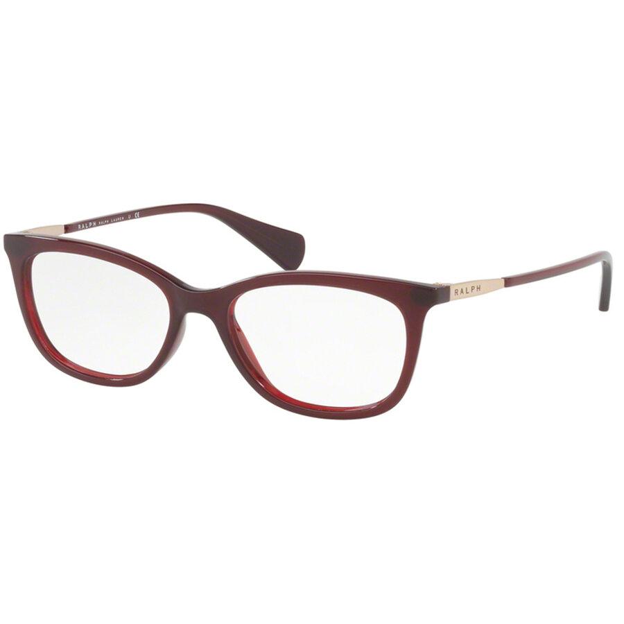 Rame ochelari de vedere dama Ralph by Ralph Lauren RA7085 1674 Ovale originale cu comanda online
