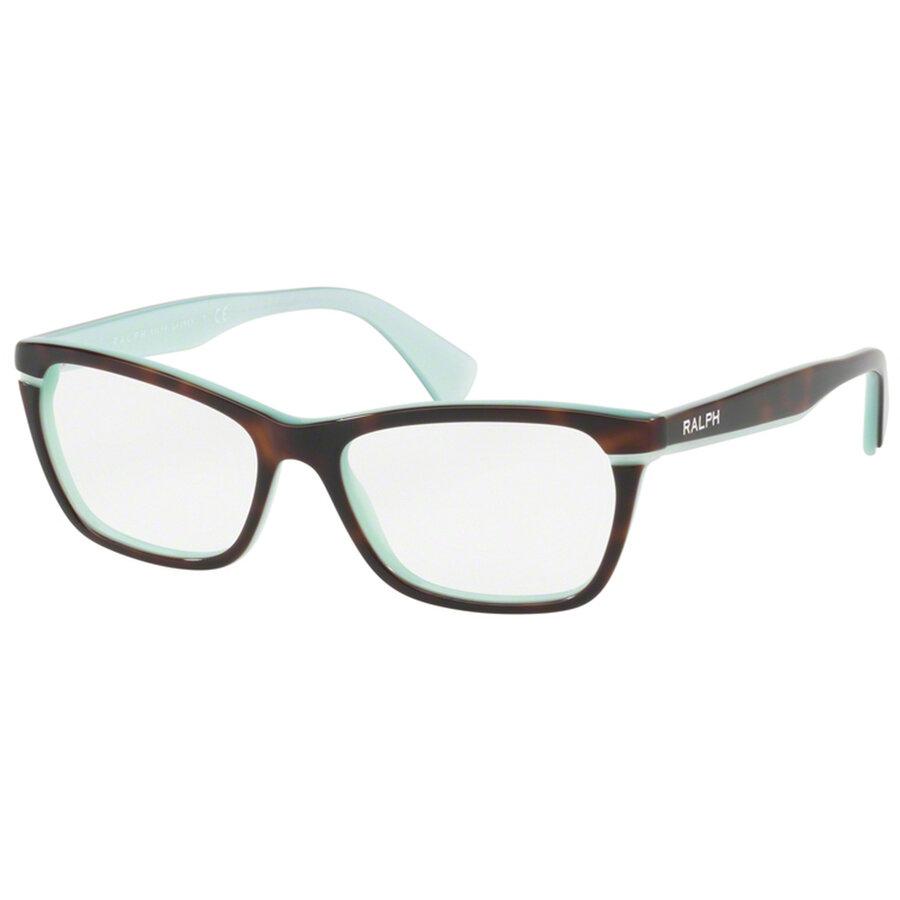 Rame ochelari de vedere dama Ralph by Ralph Lauren RA7091 601 Patrate originale cu comanda online
