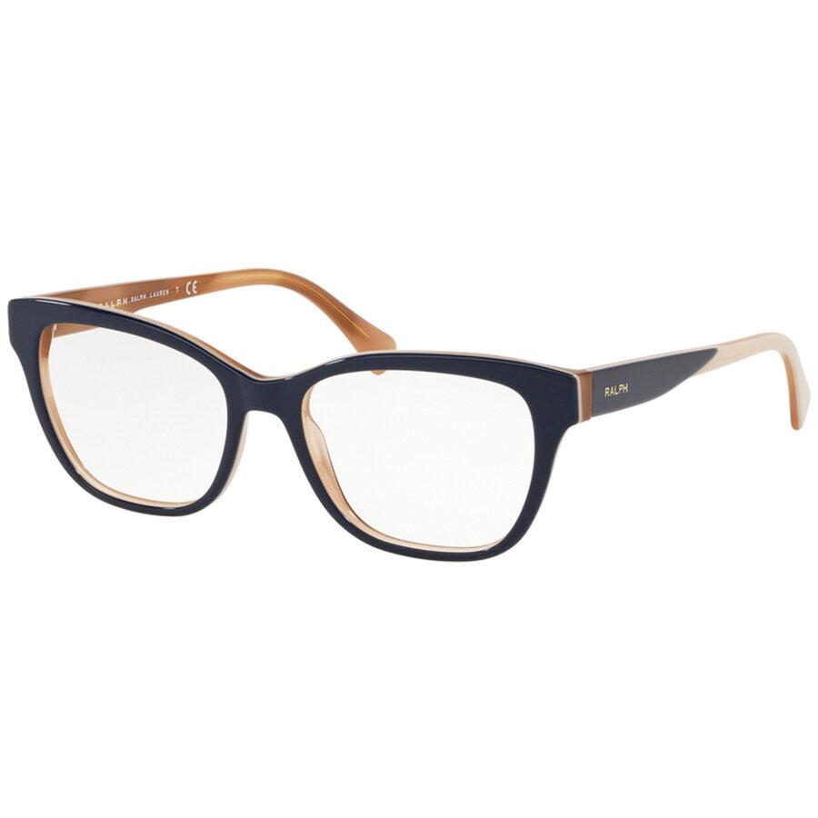 Rame ochelari de vedere dama Ralph by Ralph Lauren RA7099 5719 Patrate originale cu comanda online