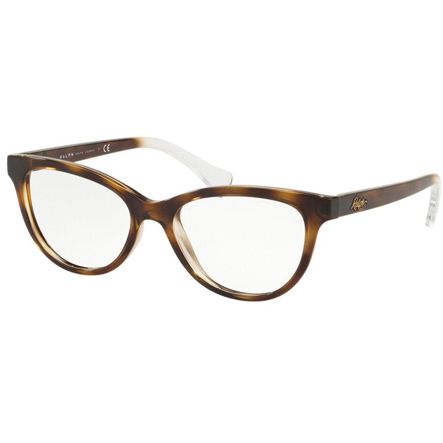 Rame ochelari de vedere dama Ralph by Ralph Lauren RA7102 5003 Ochi de pisica originale cu comanda online