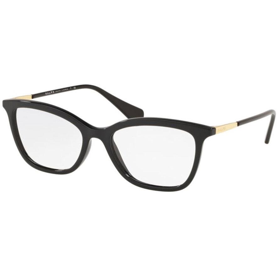 Rame ochelari de vedere dama Ralph by Ralph Lauren RA7104 5001 Fluture originale cu comanda online