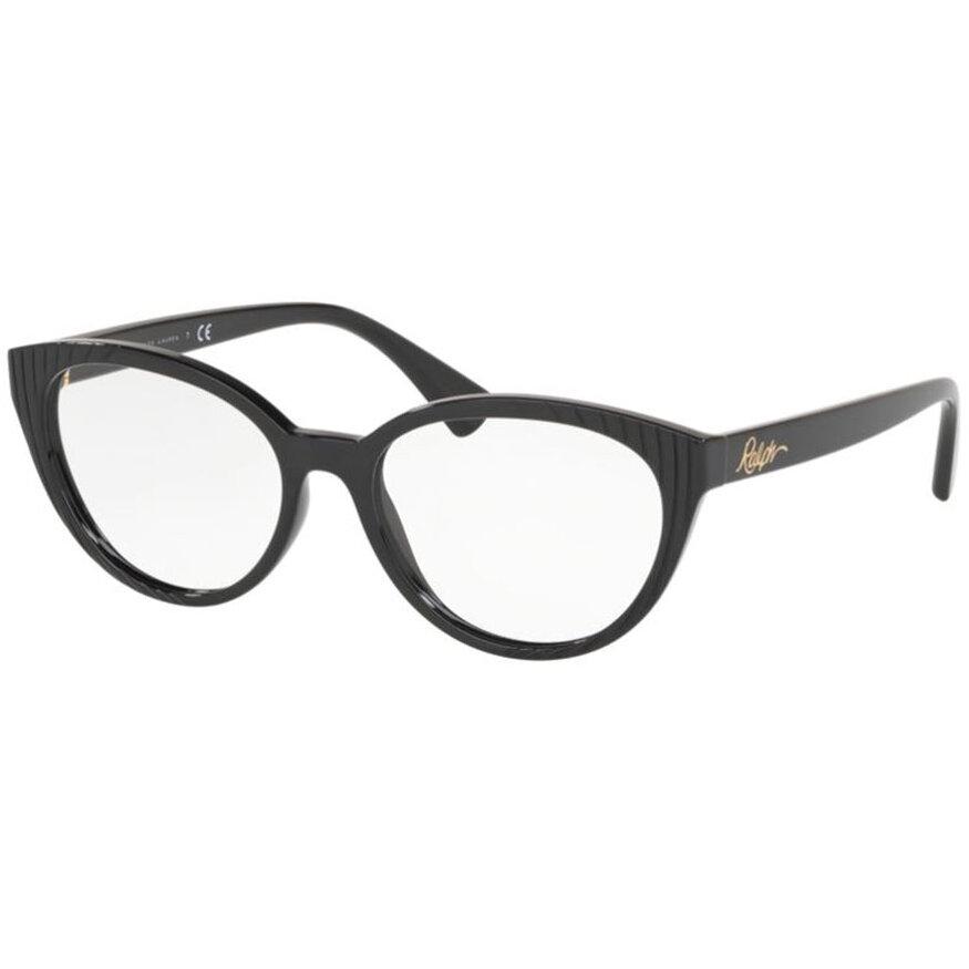 Rame ochelari de vedere dama Ralph by Ralph Lauren RA7109 5001 Fluture originale cu comanda online
