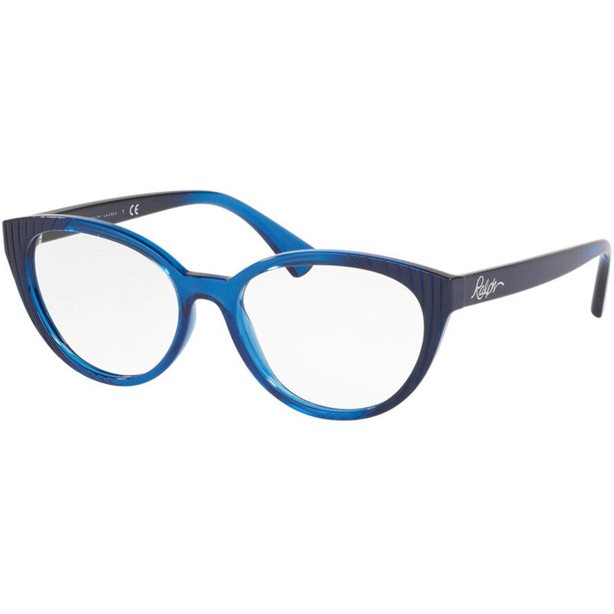 Rame ochelari de vedere dama Ralph by Ralph Lauren RA7109 5781 Fluture originale cu comanda online