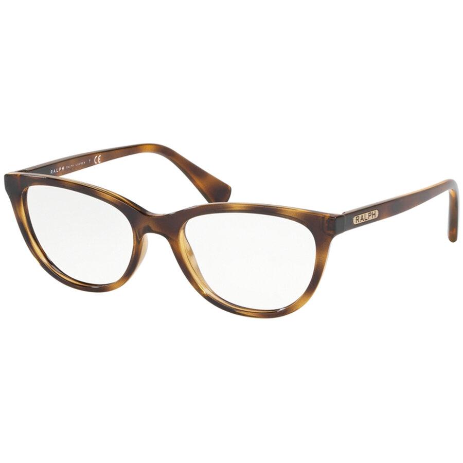 Rame ochelari de vedere dama Ralph by Ralph Lauren RA7111 5003 Ochi de pisica originale cu comanda online