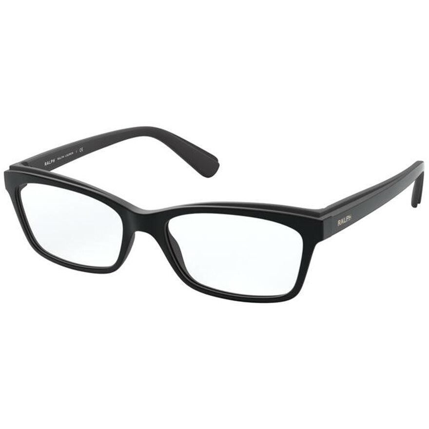 Rame ochelari de vedere dama Ralph by Ralph Lauren RA7115 5001 Rectangulare originale cu comanda online