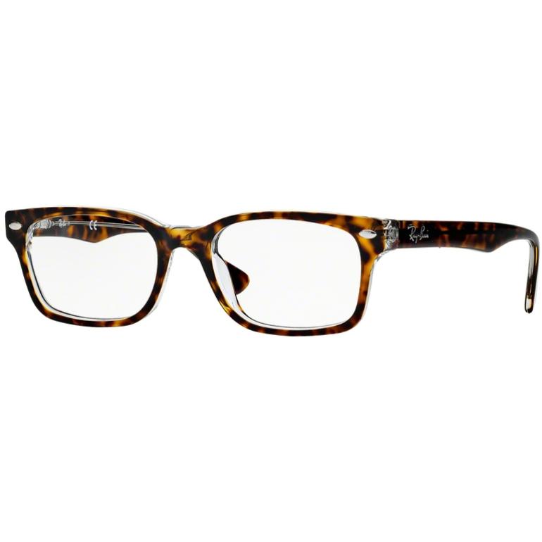Rame ochelari de vedere dama Ray-Ban RX5286 5082 Rectangulare originale cu comanda online