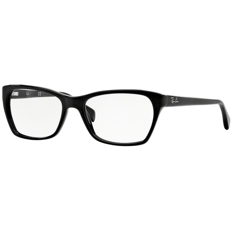 Rame ochelari de vedere dama Ray-Ban RX5298 2000 Ochi de pisica originale cu comanda online