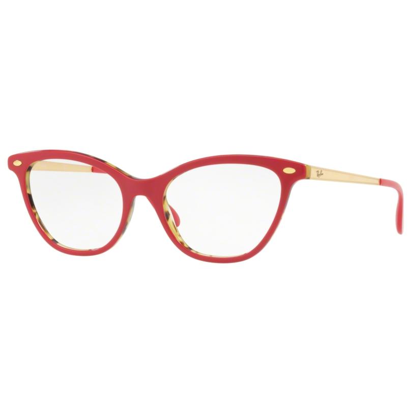Rame ochelari de vedere dama Ray-Ban RX5360 5714 Ochi de pisica originale cu comanda online