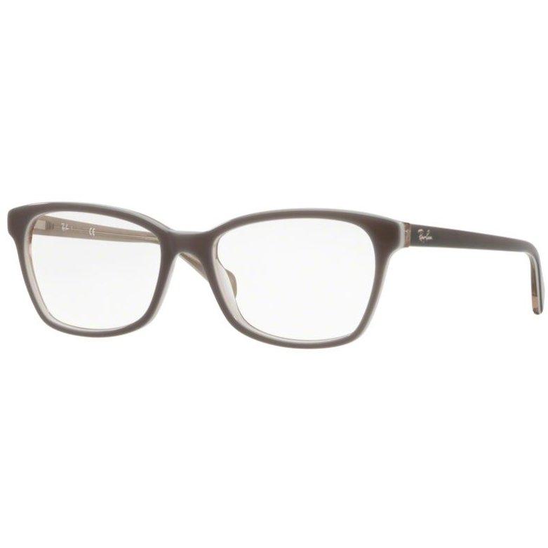 Rame ochelari de vedere dama Ray-Ban RX5362 5778 Rectangulare originale cu comanda online