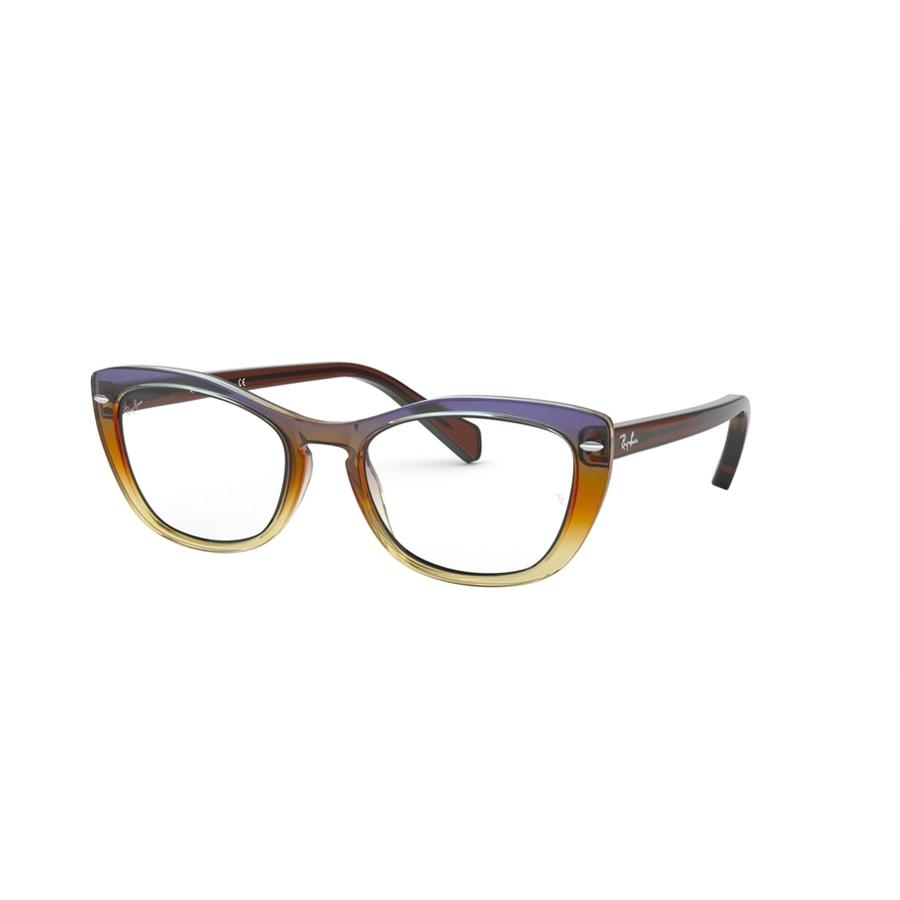 Rame ochelari de vedere dama Ray-Ban RX5366 5836 Fluture originale cu comanda online