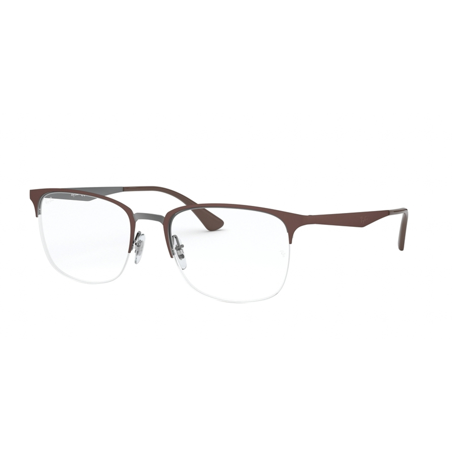 Rame ochelari de vedere dama Ray-Ban RX6433 3040 Patrate originale cu comanda online